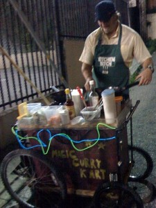 magic curry cart