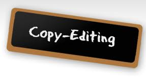 copy edit