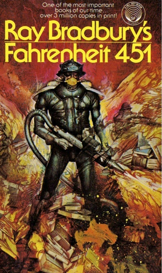 bradbury paper ray research resource Introduction to fahrenheit 451 fahrenheit 451, probably the most famous of ray bradbury's works, is also the most famous novel about books and their role in the.