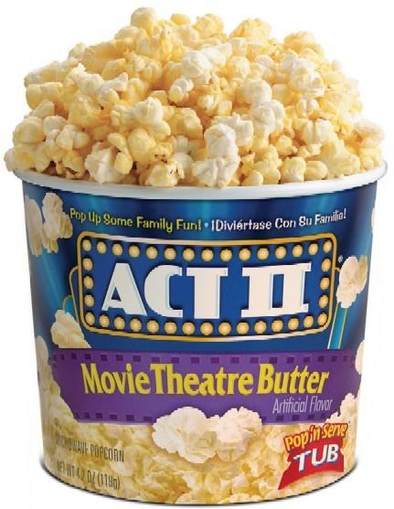 Popcorn Tours