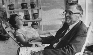 Harper Lee w:her father