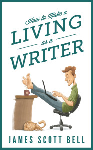 How Make Living Writer-online cover