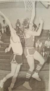 JSB basketball Taft