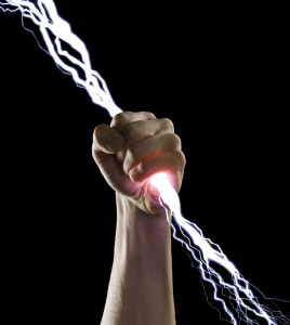 Fist of lightning