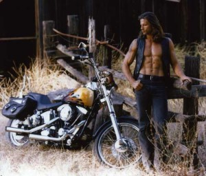 I'm dating myself with this pic of Lorenzo Lamas as RENEGADE