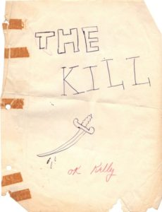 THE KILL KELLY