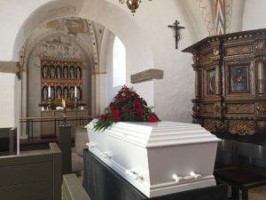 brain coffin