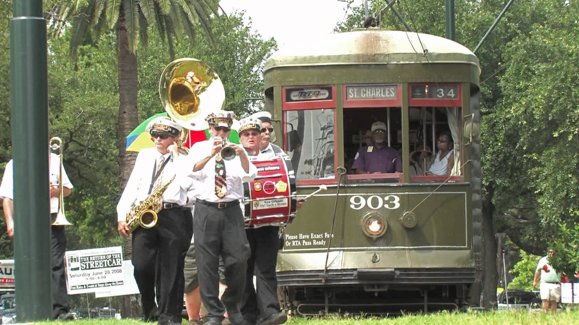 New Orleans Street Cars: Killzoneblog.com