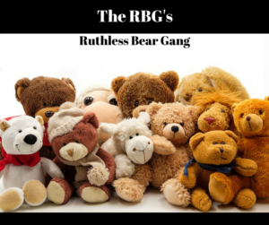 Manufactured Dolls & Bears Constructive Charlie Bears Smudge