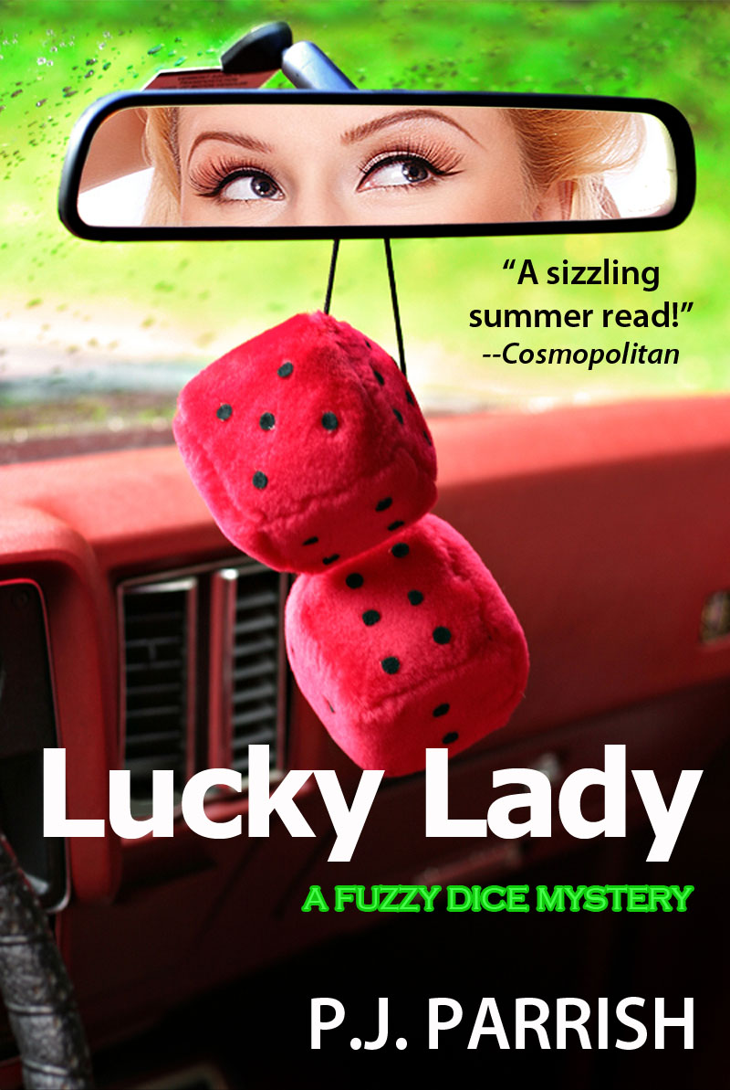 39dcc5529 So, what do Kelly and I do with our Lucky Lady? Yeah, we've thought about  self-publishing it. We even designed a cover for it. We have a base  readership and ...